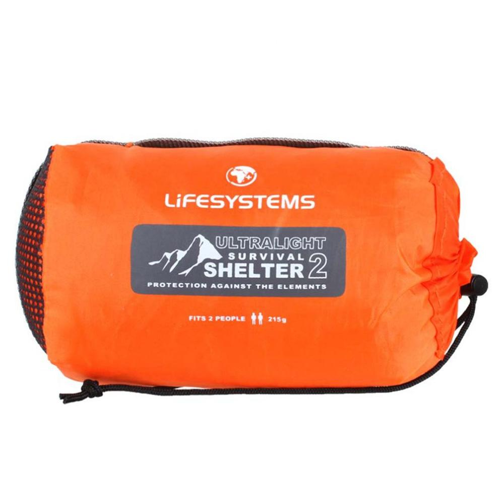 Lifesystems Other Gear Lifesystems Ultralight Survival Shelter 2 LS42330