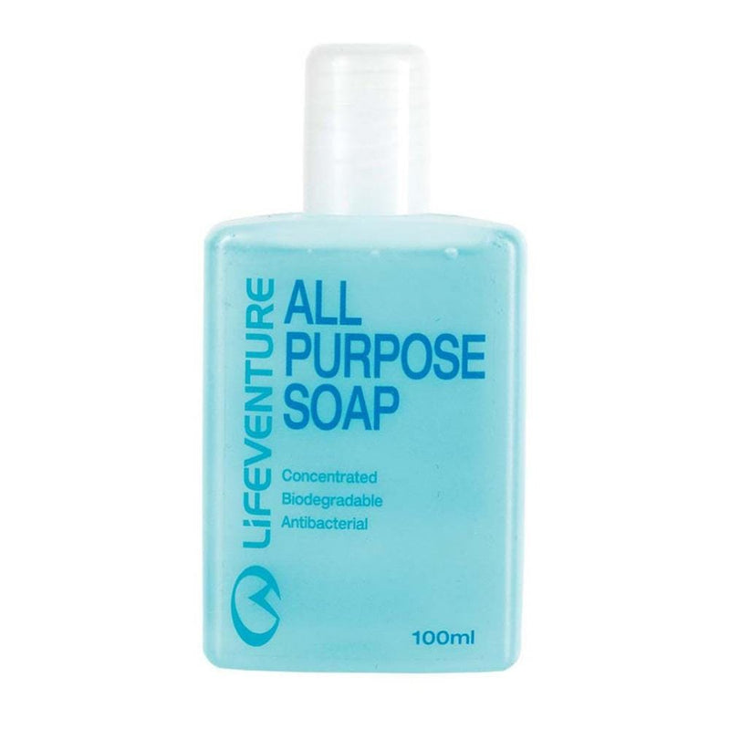 Lifeventure Other Gear Lifeventure All Purpose Soap 100ml LV62060
