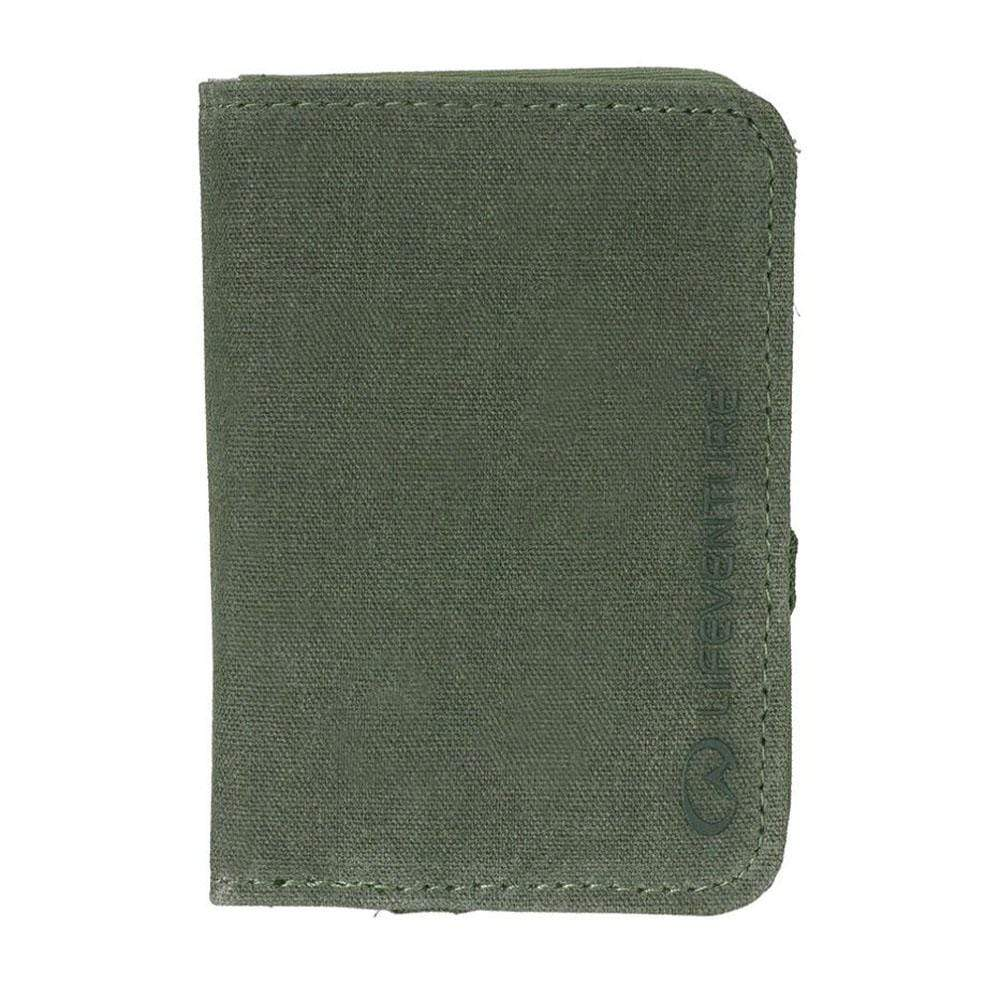 Lifeventure Other Gear Lifeventure RFID Card Wallet Olive LV68253