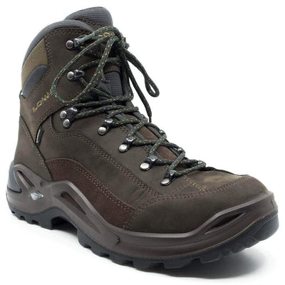 Lowa Other Gear Lowa Renegade GTX Mid Wide Men UK 8 / Slate/Olive 310945-9784-080