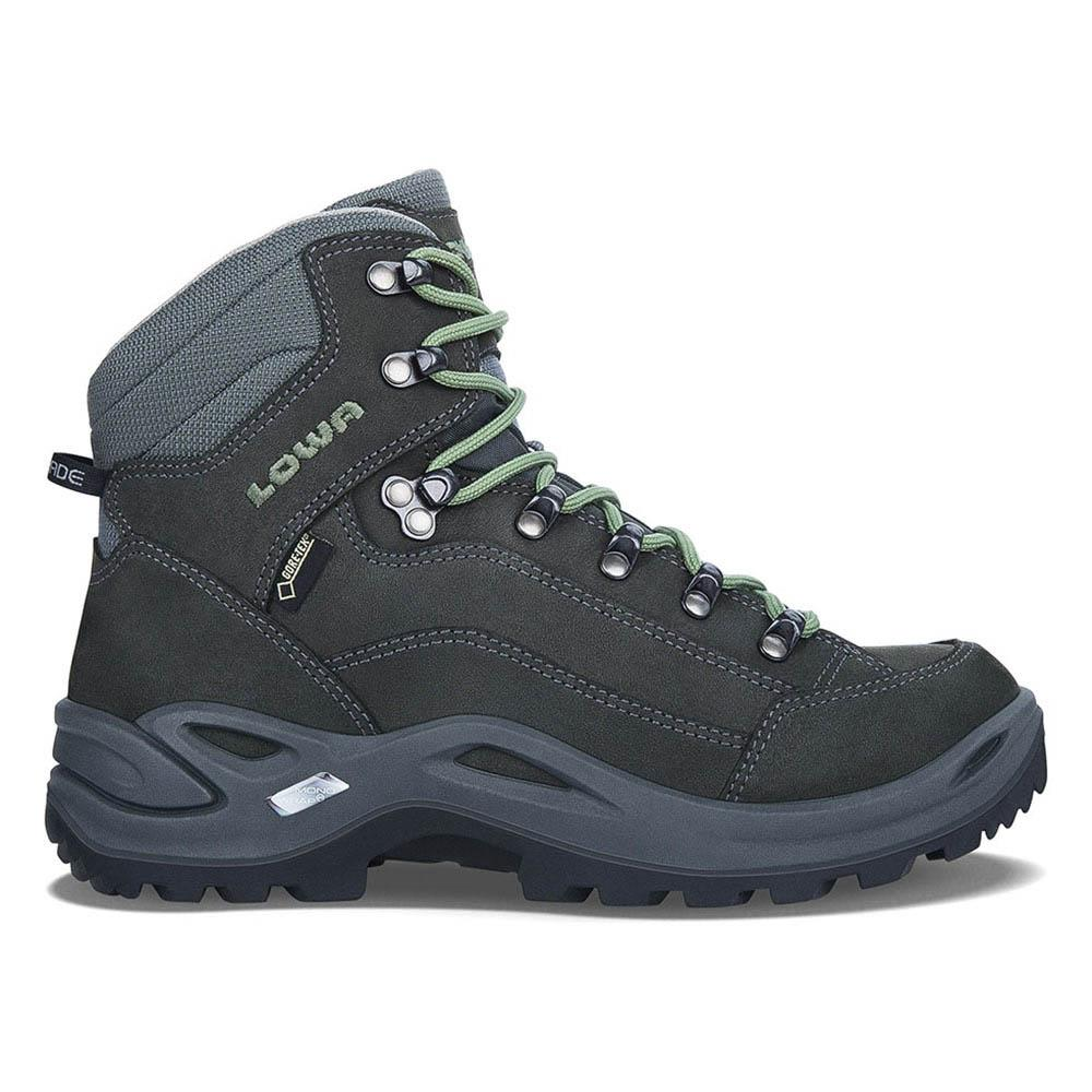 Lowa Other Gear Lowa Renegade GTX Mid Women UK 4.5 / Graphite/Jade 320945-9781-045