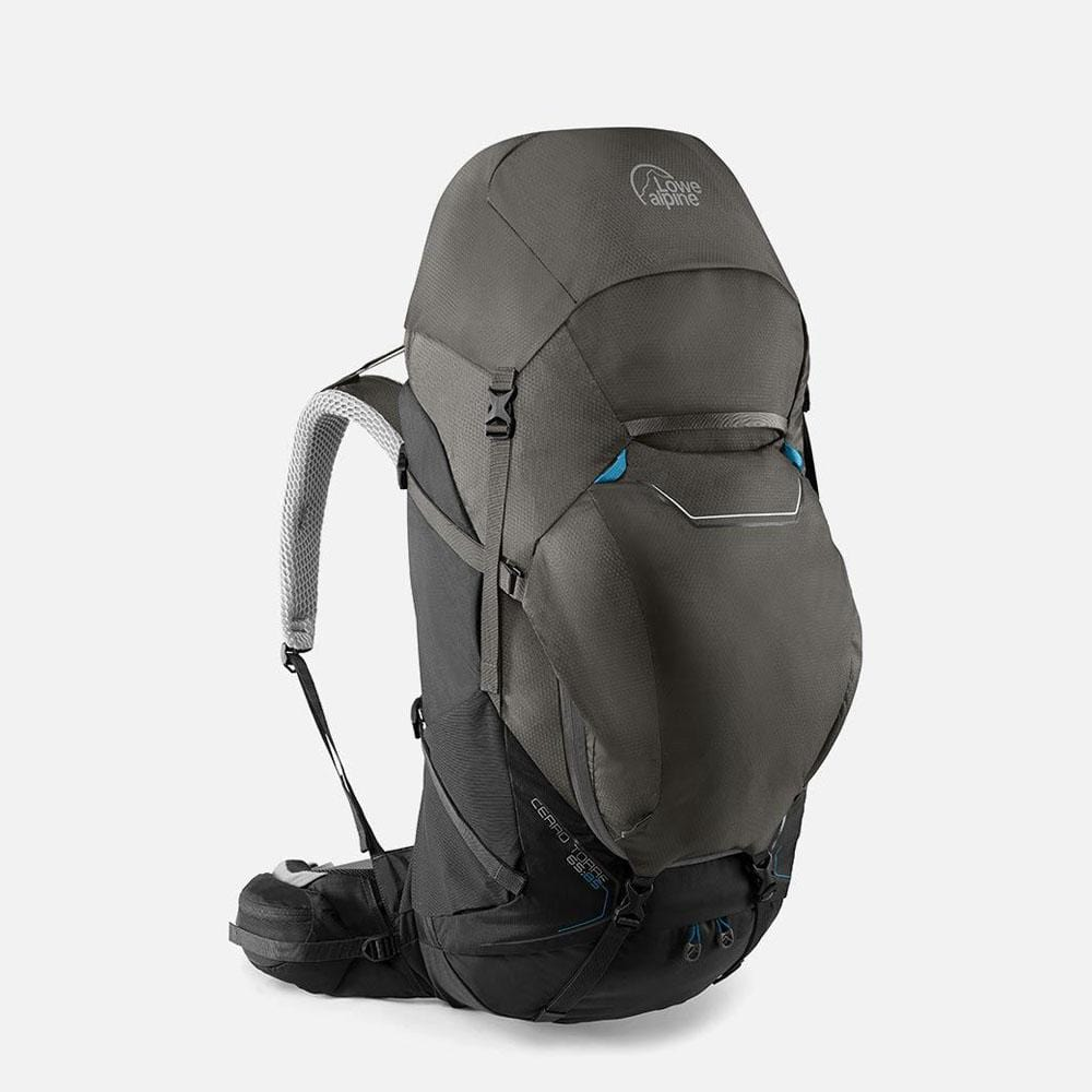 Lowe Alpine Other Gear Lowe Alpine Cerro Torre 65:85 Standard / Black/Greyhound LAFBQ-01-BL-65