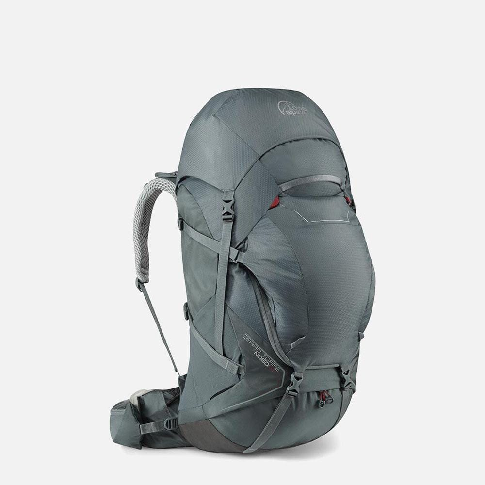 Lowe Alpine Other Gear Lowe Alpine Cerro Torre ND60:80 Women Dark Slate/Storm Cloud LAFBQ-03-SL-60