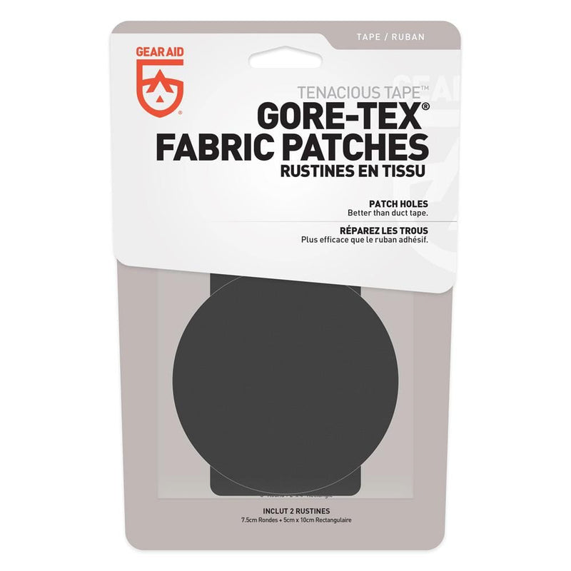 McNett Other Gear Gear Aid Gore Tex Fabric Patches MCN10054