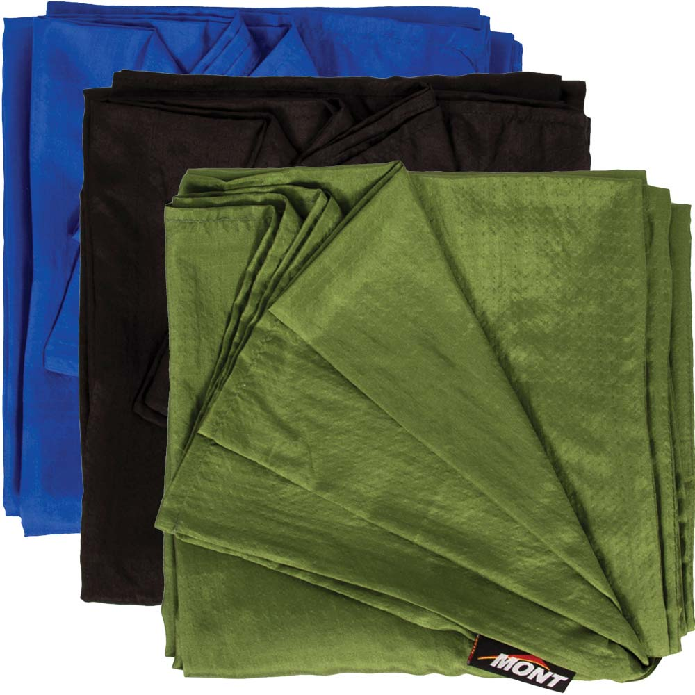 Mont Sleeping Bags 100% Silk Inner Sheets