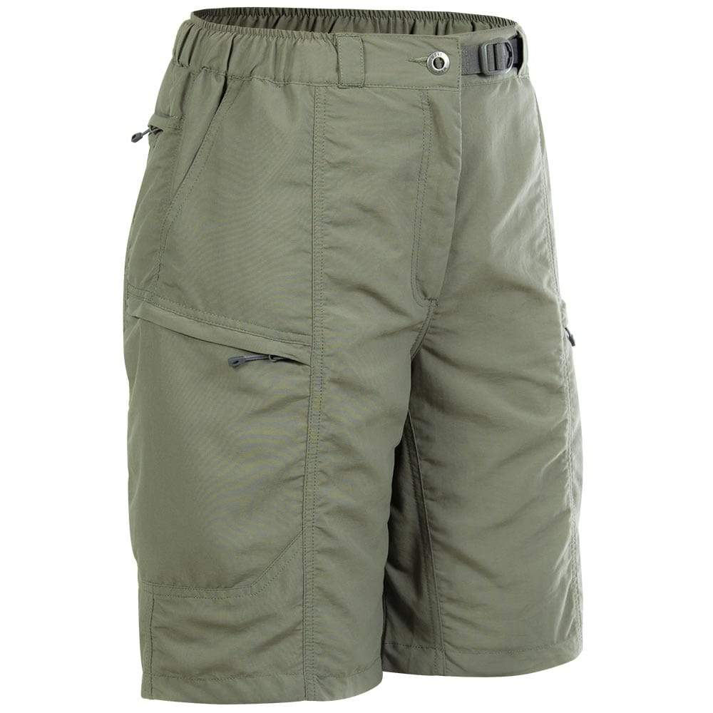 Mont Women Adventure Light Shorts Women 8 / Sage 68.04.16