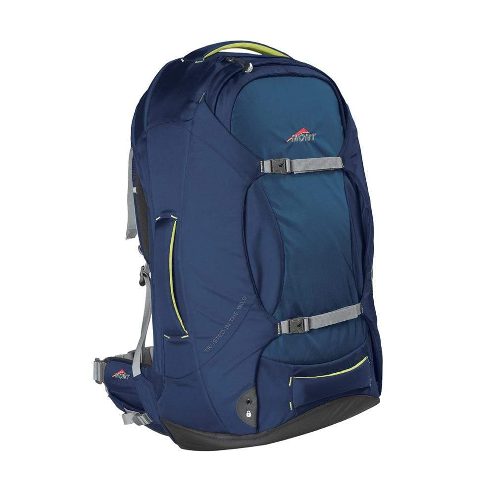 Mont Packs & Bags Astro Travel Pack Women's 65L Marlin Blue Clearance 65.08.12