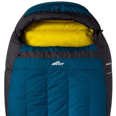 Mont Sleeping Bags Brindabella XT 700 -6 to -12°C Down Sleeping Bag
