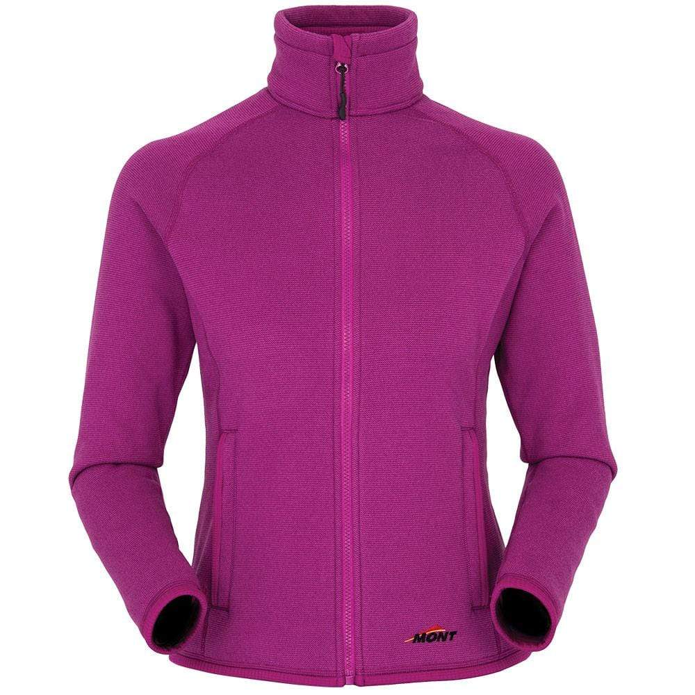 Mont Women Cornice Jacket Women Seconds Clearance 10 / Mardi Grape 35.63.23