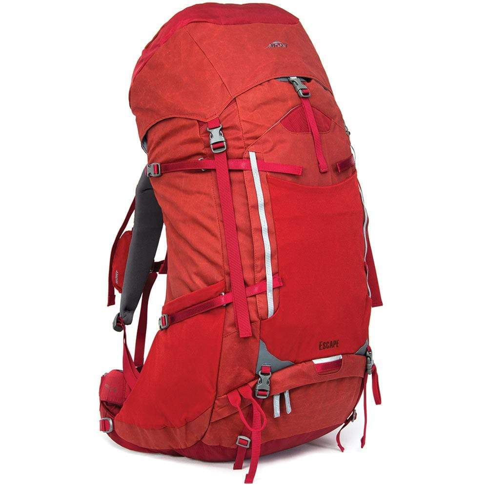 Mont Packs & Bags Escape 75L Large Pack Sultan Red Clearance Large 75L / Sultan Red 65.25.43