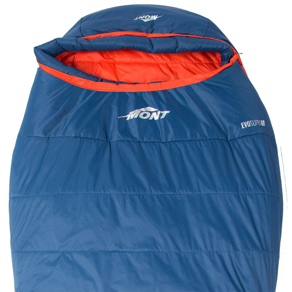 Mont Sleeping Bags Evo Super 0 to -6°C Synthetic Sleeping Bag