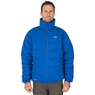 Mont Men Fusion Down Jacket Men Royal Blue Clearance