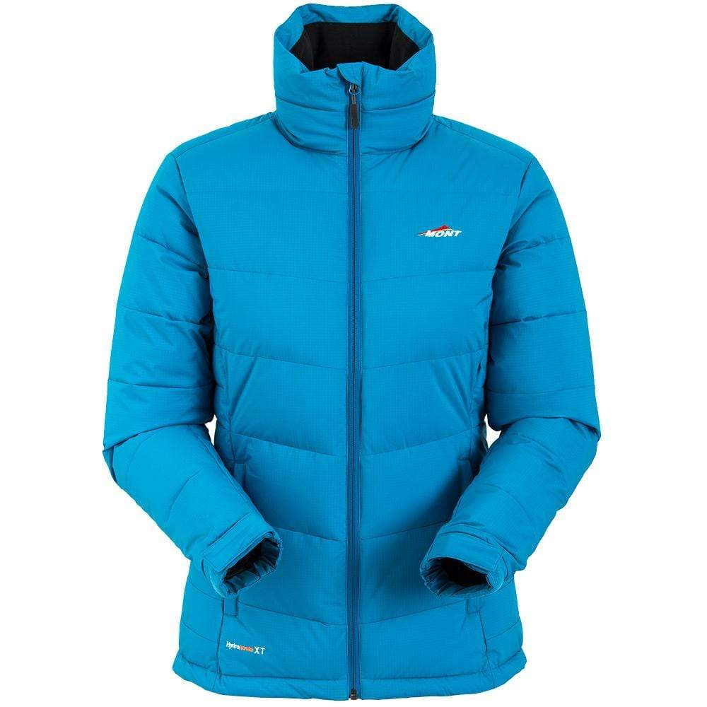 Mont Women Fusion Down Jacket Women Malibu Blue Clearance