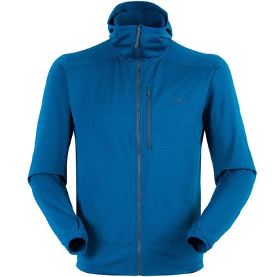 Mont Men Grid Pro Hoodie Men SM / Ocean Blue 35.10.22