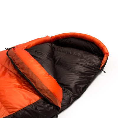 Mont Sleeping Bags Helium 300 4 to -1°C Down Sleeping Bag