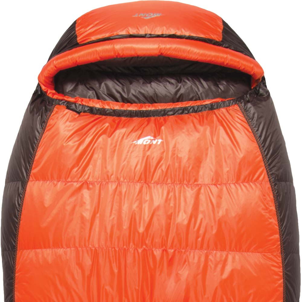 Mont Sleeping Bags Helium 450 -1 to -7°C Down Sleeping Bag