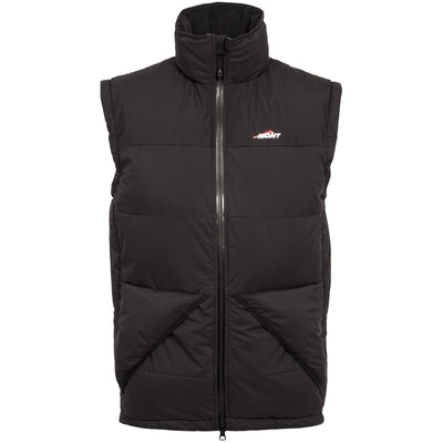 Mont Men Icicle Down Vest 2XL / Black 45.51.61