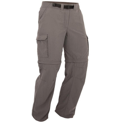 Mont Women Ioki Zip Off Pants Women 10 / Slate 68.42.22