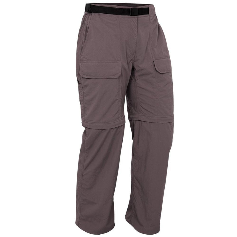 Mont Women Lifestyle Zip-Off Pants Women Clearance 10 / Walnut 68.12.23