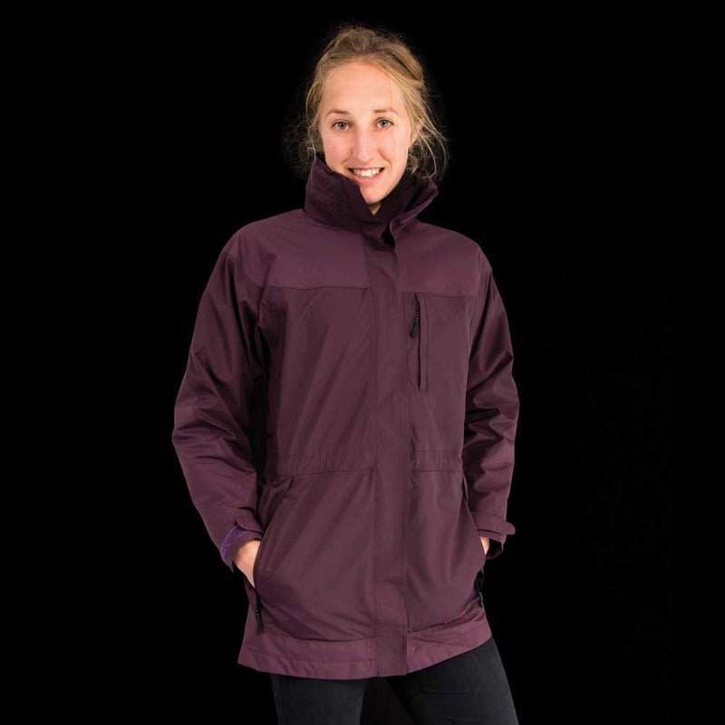 Mont Women Longitude Jacket Black Size 12 Women Clearance 41.13.31