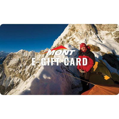 Mont Gift Card Mont E-Gift Card $1000.00