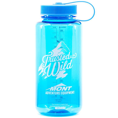 Mont Other Gear Mont Tritan Wide Mouth 1000ml Bottle 1L / Ice Blue Mountain 50.73.22MTN