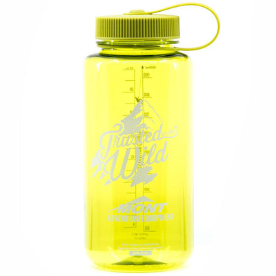Mont Other Gear Mont Tritan Wide Mouth 1000ml Bottle 1L / Lime Mountain 50.73.23MTN