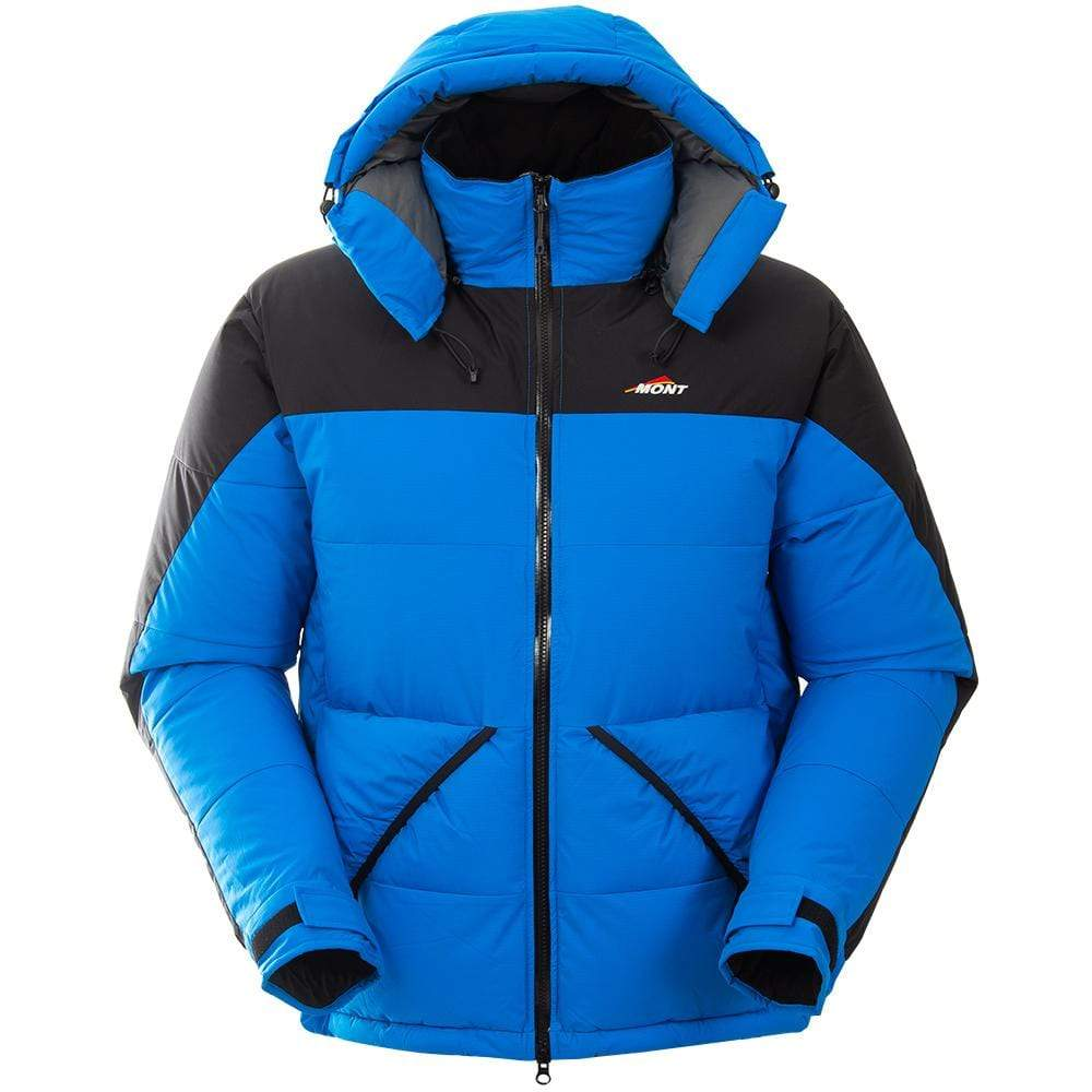 Mont Men New Icicle Down Jacket 2XS / Skydiver Blue 45.52.07