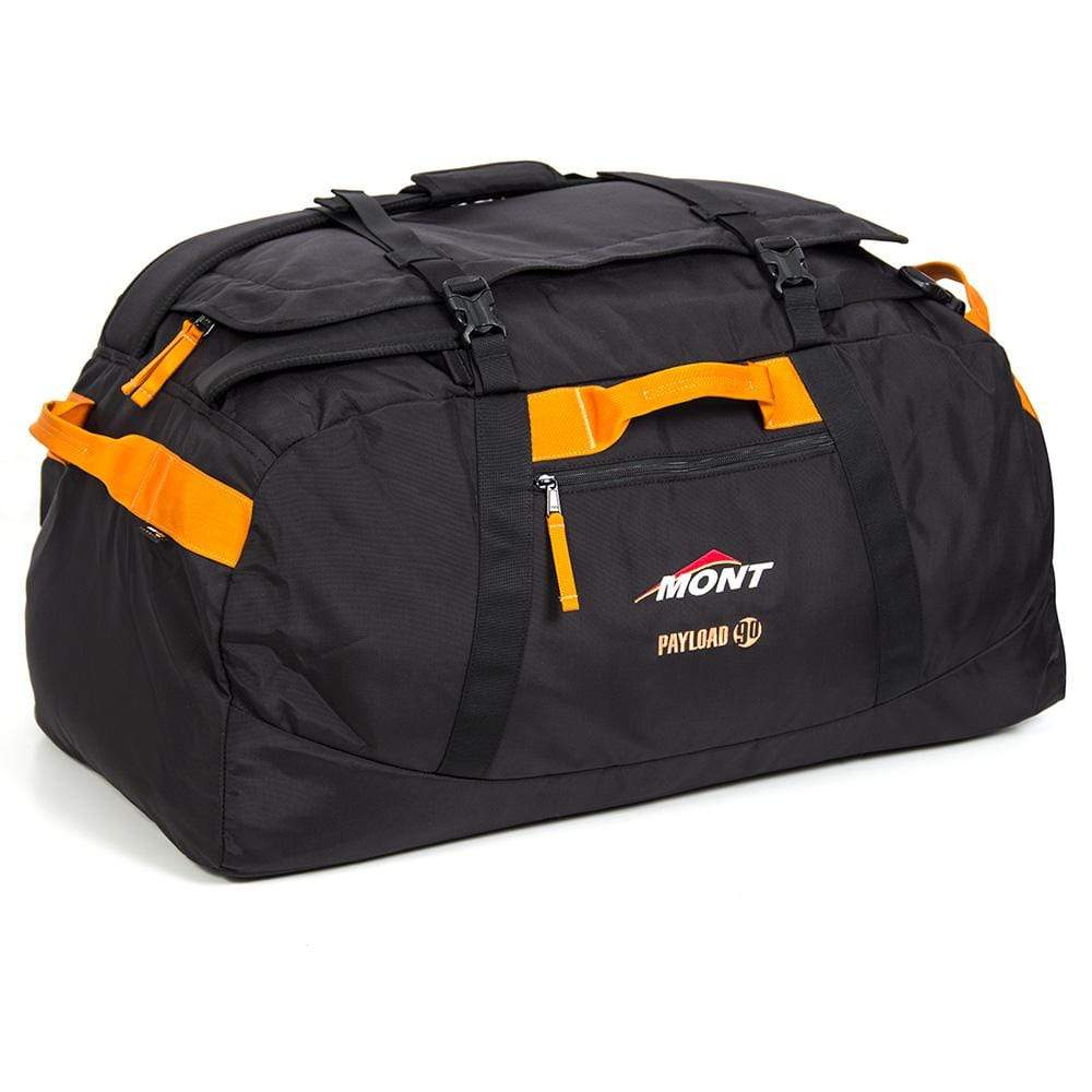 Mont Packs & Bags Payload Duffle Bag Clearance 90L / Black 65.48.21
