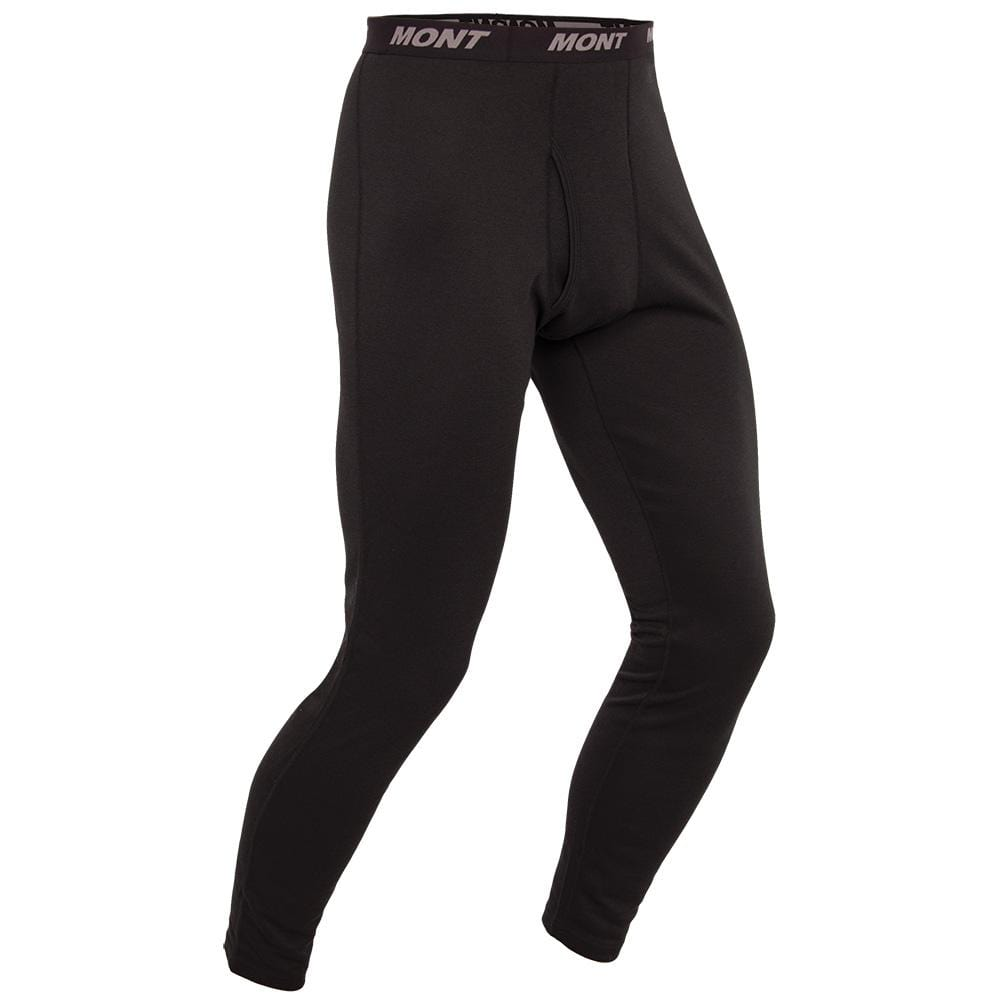 Mont Men Power Dry Pants Men 2XL / Black 68.54.71