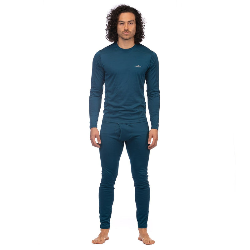 Mont Men Power Dry Silk Weight Pants Men SM / Ocean Blue 68.62.22