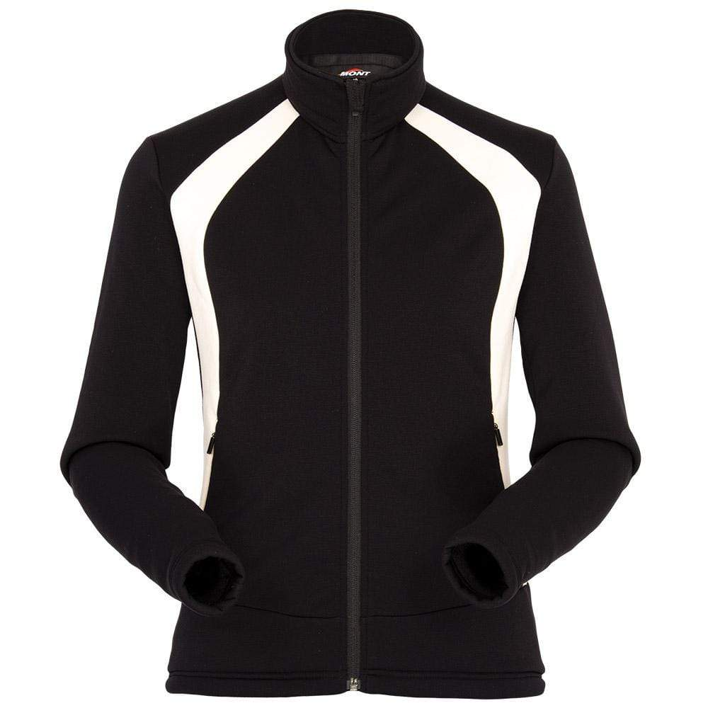 Mont Power Stretch Pro Revolution Jacket Women Clearance 8 / Black 35.23.11