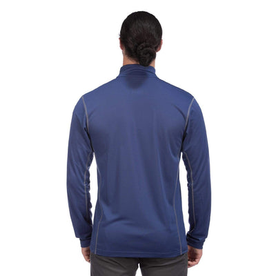 Reactor Long Sleeve Zip Tee Men