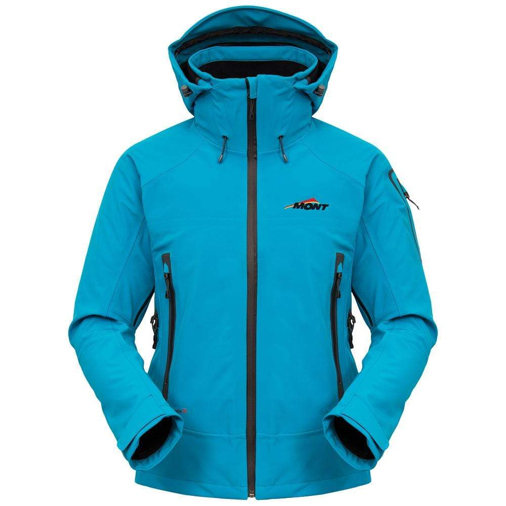Mont Thunderbolt Alpine Jacket Women Clearance 8 / Malibu Blue 40.02.15