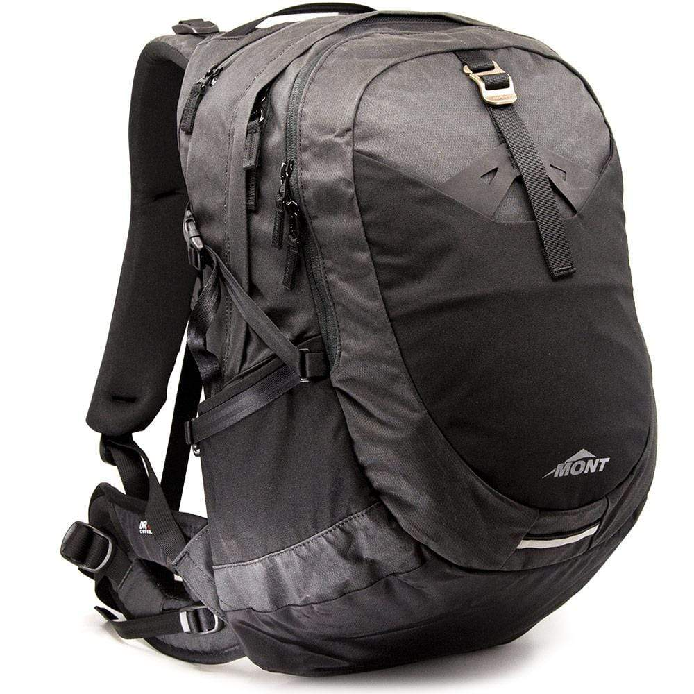 Mont Packs & Bags Trance 32L Canvas Daypack 32L / Black 65.29.31