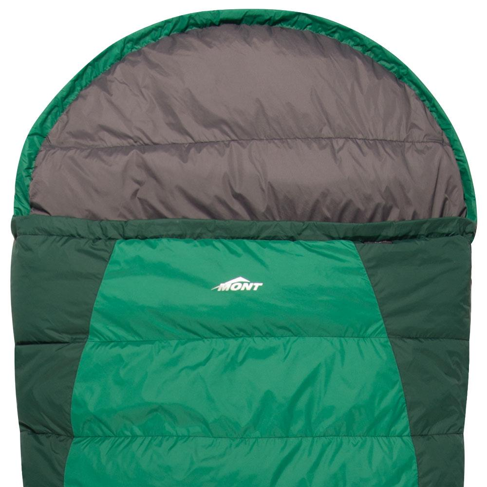 Mont Sleeping Bags Zodiac 700 -3 to -10°C Down Sleeping Bag