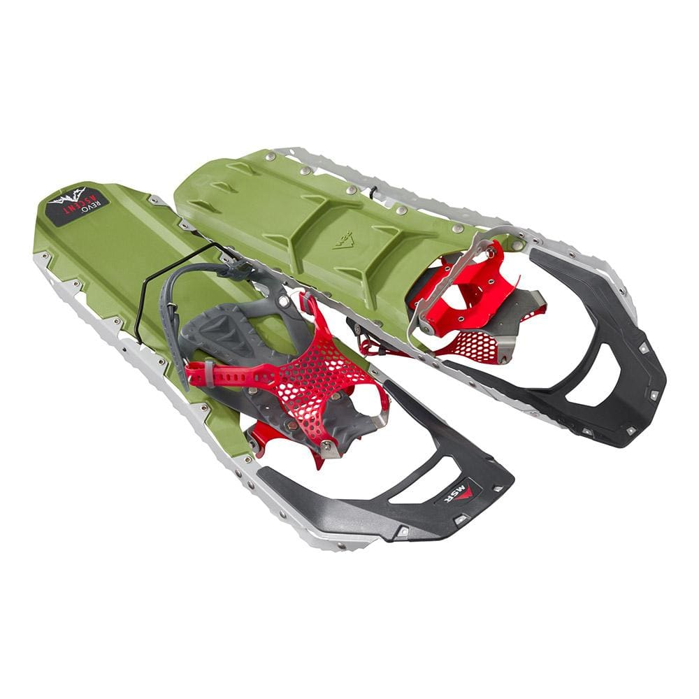MSR Other Gear MSR Revo Ascent Snoeshoes Mens 22 Olive X760,13086