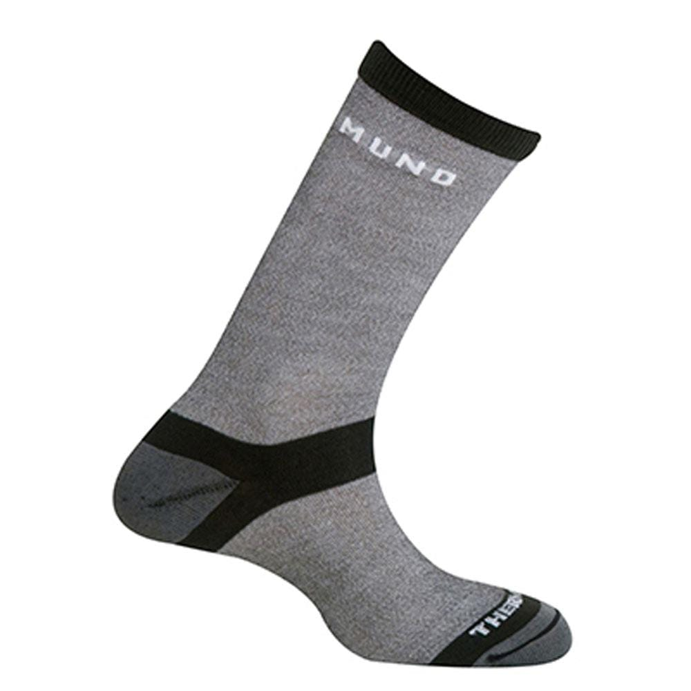 Mund Other Gear Mund Elbrus Socks L (EU 42-45) / Grey MUN31201L