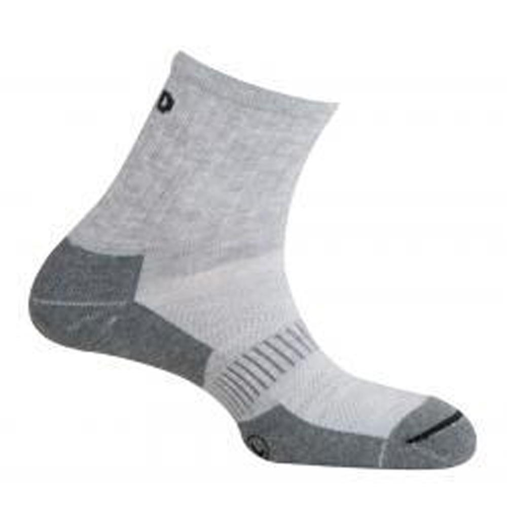 Mund Other Gear Mund Kilimanjaro Socks S (EU 34-37) / Light Grey MUN33109S