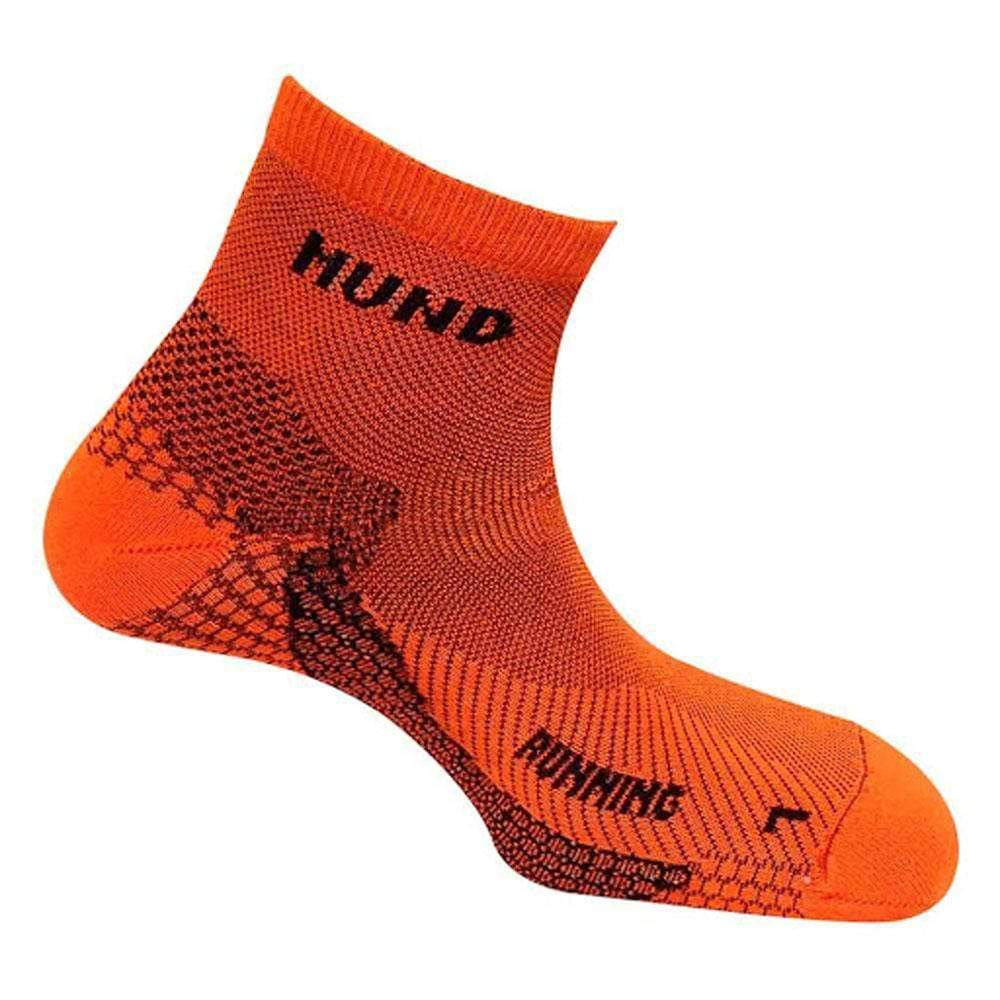 Mund Other Gear Mund Running Socks M (EU 38-41) / Orange MUN33915M