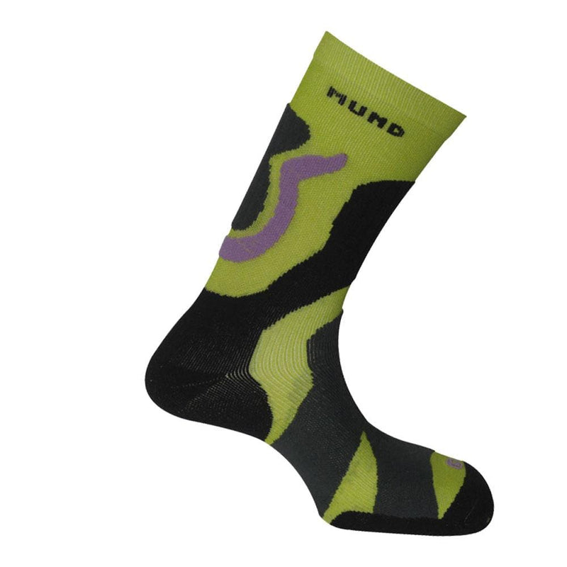 Mund Other Gear Mund Tramuntana Socks L (EU 41-45) / Green MUN40705L