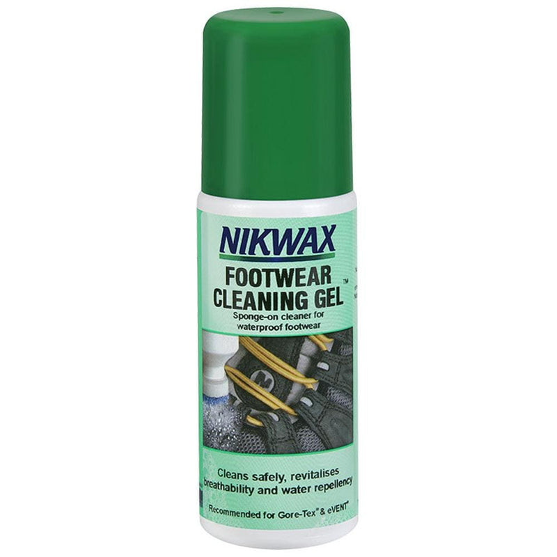 Nikwax Other Gear Nikwax Footwear Cleaning Gel 125ml NIK GEL