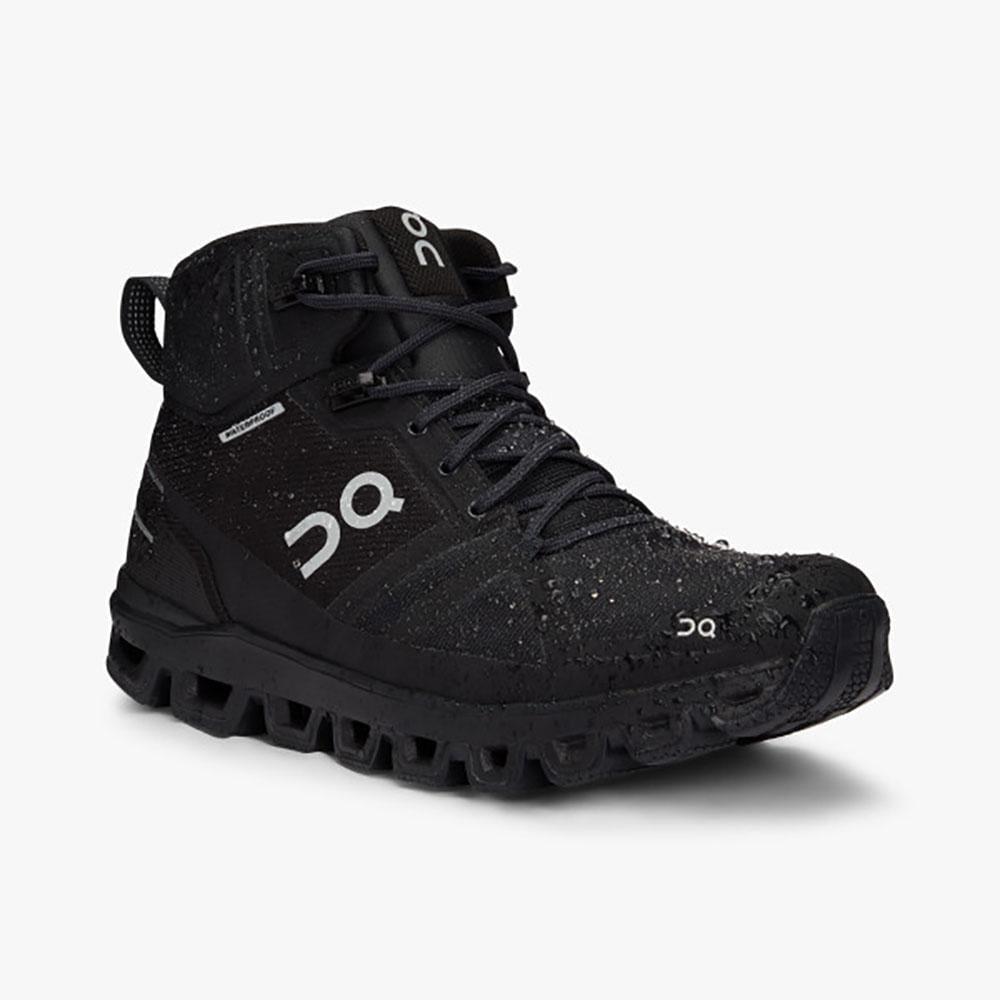 On Other Gear On Cloudrock Waterproof Women US 6 / Black 23.99851-W-060