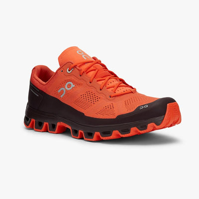 On Other Gear On Cloudventure Men US 7.5 / Flare/Dawn 22.99953-M-075