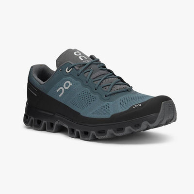 On Other Gear On Cloudventure Men US 7.5 / Shadow/Rock 22.99861-M-075