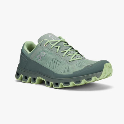 On Other Gear On Cloudventure Women US 5 / Moss/Olive 22.99954-W-050