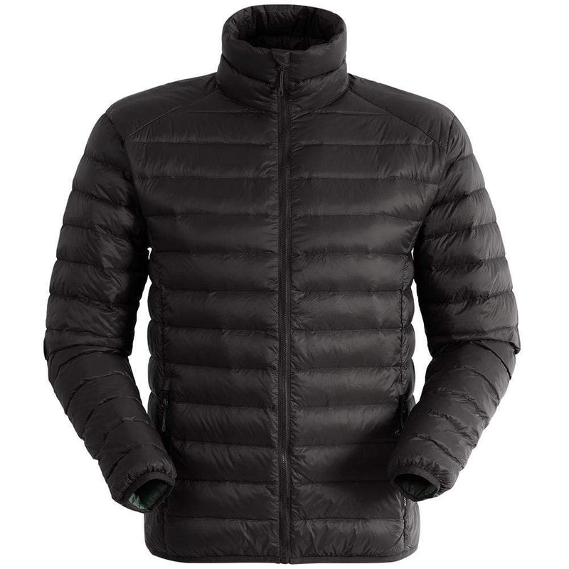 Outdoor Designs Men Outdoor Designs SuperPlume Down Jacket Men SM / Navy/Rust 45.84.22