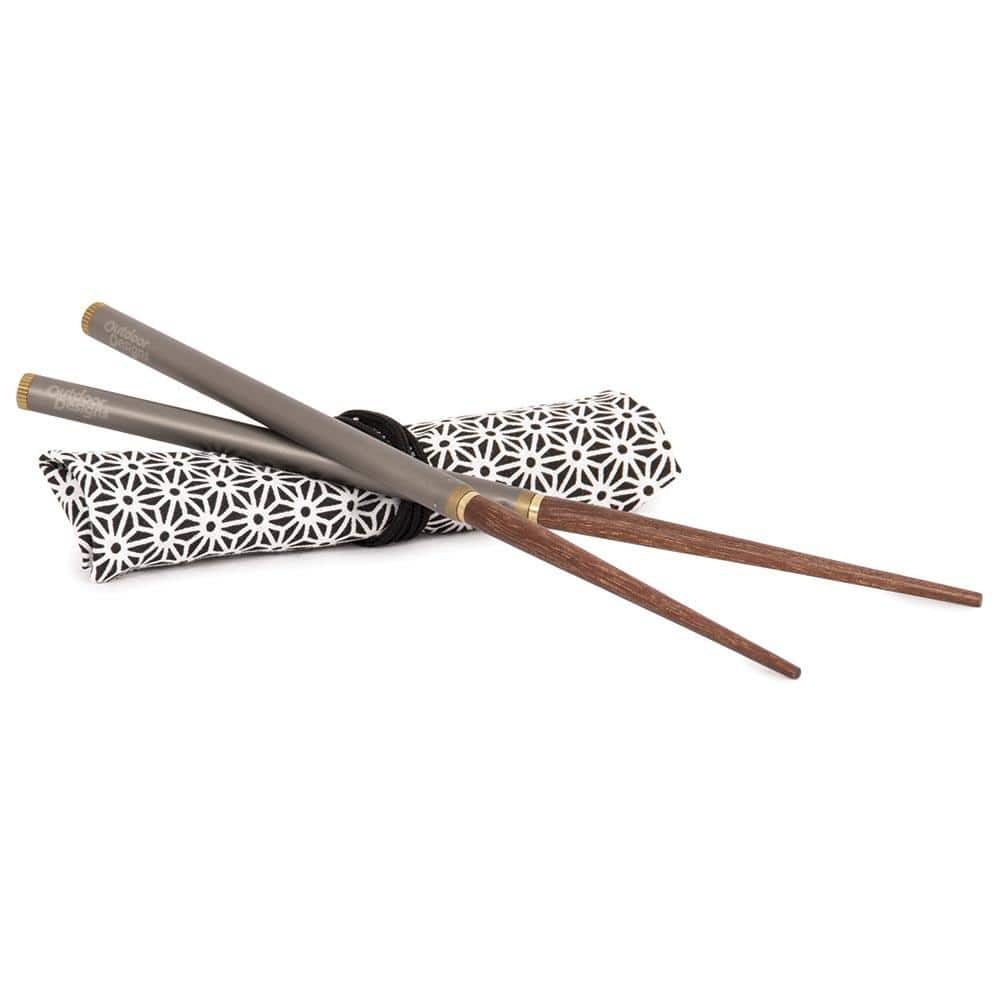 Outdoor Designs Other Gear Outdoor Designs Titanium Chop Sticks 121.05.11