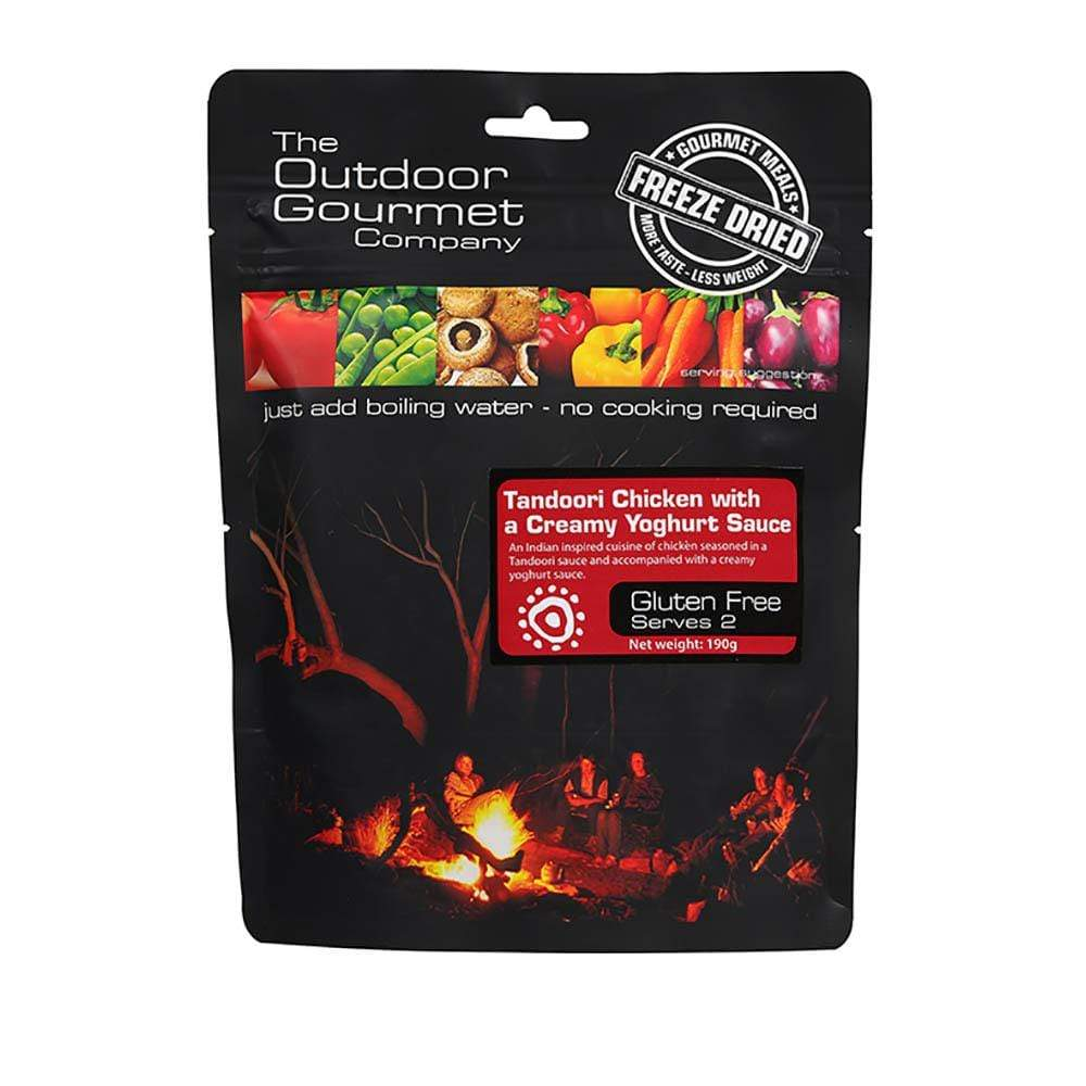 Outdoor Gourmet Food : Food GST NA Outdoor Gourmet Tandoori Chicken OGC204