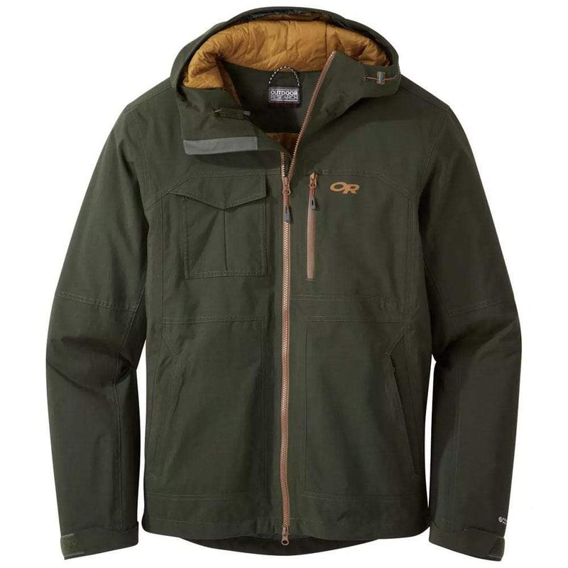 Outdoor Research Other Gear Outdoor Research Blackpowder II Jacket Men SM / Saddle OR271415-1145006